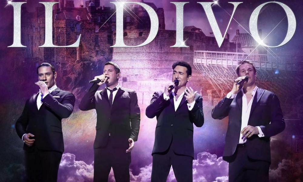Il divo anuncia show in dito no brasil no primeiro semestre de 2019 - Il divo canzoni ...