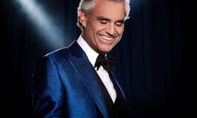 Andrea Bocelli vem ao Brasil com a Romanza Tour