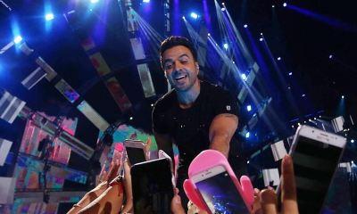 Luis Fonsi fará três shows no Brasil
