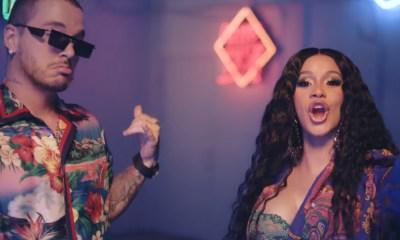 J Balvin e Bad Bunny estão em I Like It, novo single da Cardi B