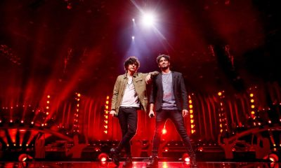 Ermal Meta e Fabrizio Moro representam a Itália no Eurovision 2018