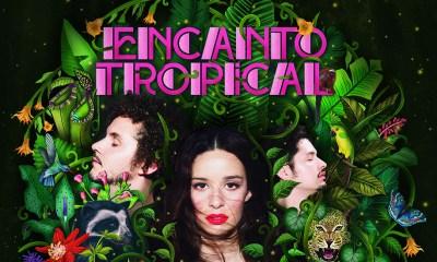 Encanto Tropical é o terceiro disco do Monsieur Periné