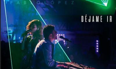 Déjame Ir é a parceria de Paty Cantú e Pablo López