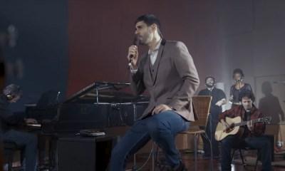 Melendi lançou uma versão acústica de Mírame
