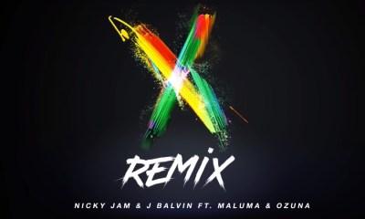 Quarteto fantástico: Nicky Jam, J Balvin, Ozuna e Maluma