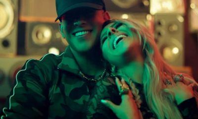 Daddy Yankee apresenta ao mundo Kim Vieira