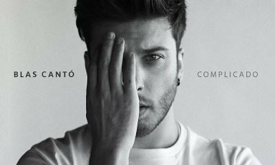 O primeiro disco solo do ex-Auryn Blas Cantó se chama Complicado