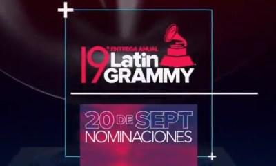 Grammy Latino acontece em novembro