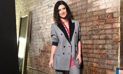 Uma gripe e uma otite aguda obrigaram Laura Pausini a cancelar shows na Itália