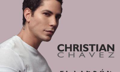 Christian Chávez está de volta à música