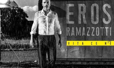 Novo álbum de Eros Ramazzotti chega em novembro