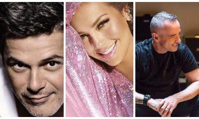Thalia, Alejandro Sanz e Eros voltam com novos discos em 2018