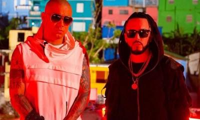 Reggaeton en lo Oscuro é o primeiro single da reunião de Wisin y Yandel