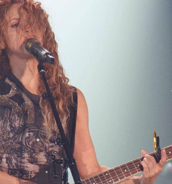 Shakira arrasa em sua volta ao Brasil