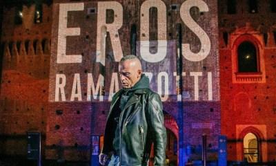 O novo disco de Eros Ramazzotti tem as colaborações de Alessia Cara e Luis Fonsi