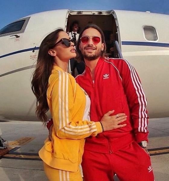 Namorada de Maluma falou sobre a intimidade com o cantor