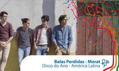 Balas Perdidas, do Morat, é o melhor disco do ano na América Latina