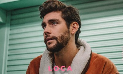 Loca é o primeiro single inédito do Alvaro Soler depois do disco Mar de Colores