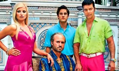 Em American Crime Story, Ricky Martin vive Antonio D'Amico, parceiro de longa data de Gianni Versace