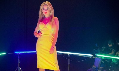 Karol Sevilla, de Sou Luna, estreia Mil Besos por Segundo