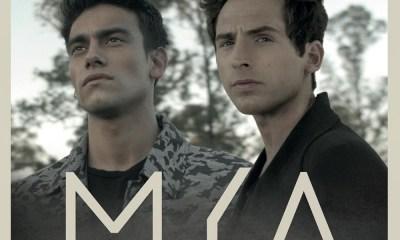 MYA é a dupla argentina formada por Maxi Espíndola e Agustin Bernasconi (ex-Sou Luna)