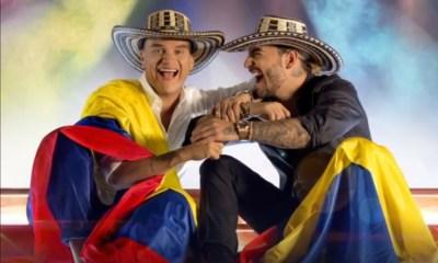 Maluma deixa de lado o reggaeton em novo single com Silvestre Dangond