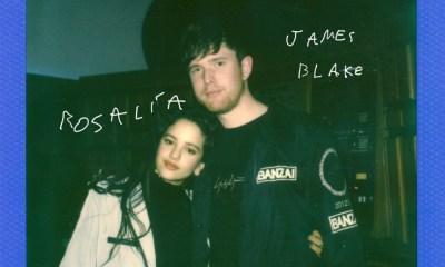 Barefoot in the Hill é a colaboração de Rosalía e James Blake