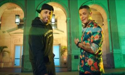 Back In The City é a primeira aposta reggaeton da carreira do Alejandro Sanz, que canta com Nicky Jam