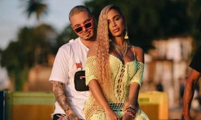 Anitta mostra teaser do videoclipe de Bola Rebola com J Balvin