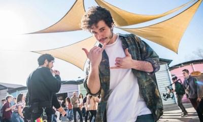 Miki já gravou o videoclipe de La Venda, música que representa a Espanha no Eurovision 2019