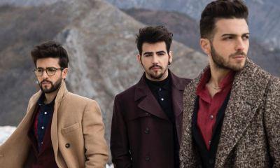Il Volo lança novo disco
