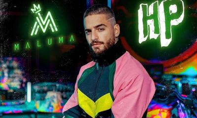 HP é o primeiro single do Maluma em 2019