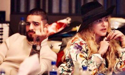 É oficial: vem aí a parceria de Maluma e Madonna