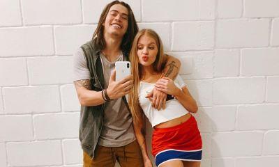 Casal Whindersson Nunes e Luisa Sonza estão em divulgação de novo single do Alejandro Sanz