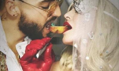 Medellín é o título do dueto de Madonna e Maluma