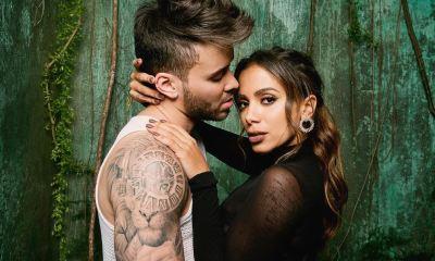 Anitta e Prince Royce gravaram Rosa