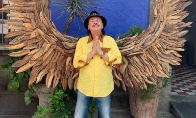 Vem música nova do Santana na sexta-feira!