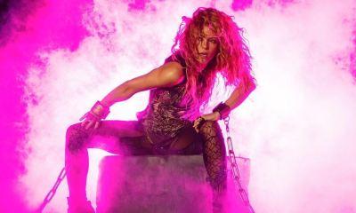 Shakira volta a ser a latina mais ouvida do mundo