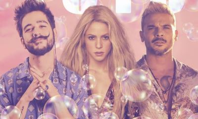 Shakira aparece em remix de Tutu