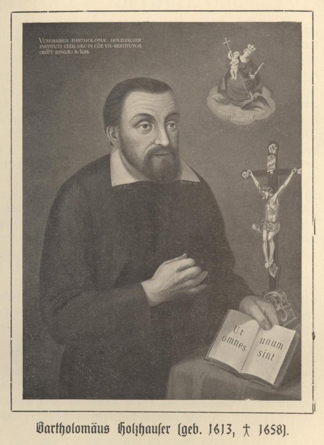 Bartholomew Holzhauser