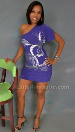 Nathaly Dominican Women Latinromantic