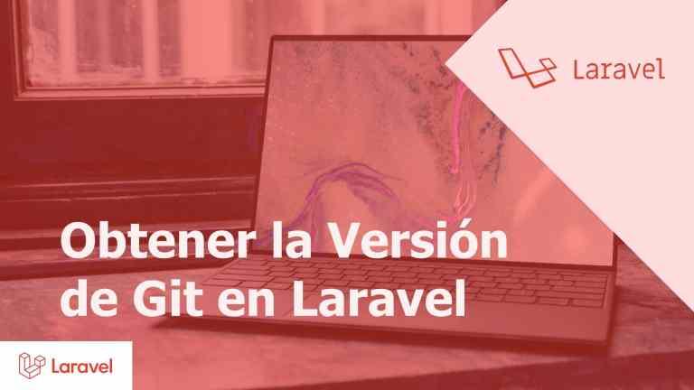 version-git-laravel