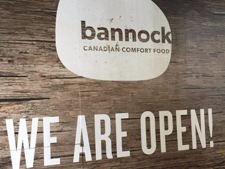 Bannock: Canadian Comfort Food, a comida canadense