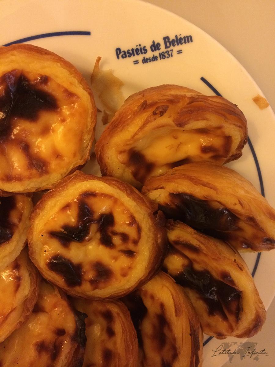 pasteis de belém: Dica de comida em Lisboa