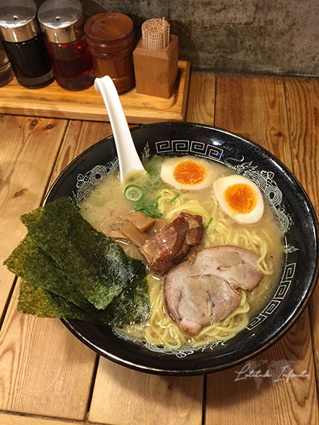 Comida no Japão Ramen
