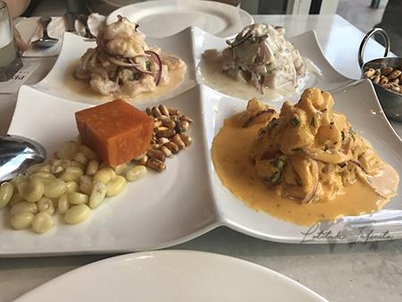 comida em miami