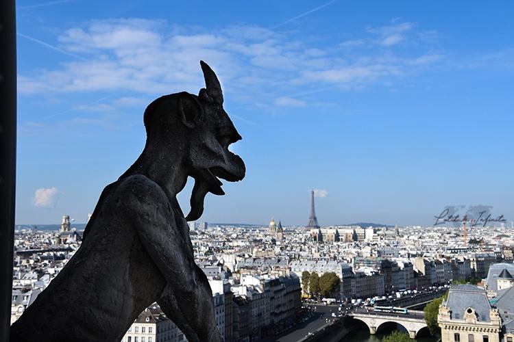 Roteiro em Paris: Catedral de Notre-Dame