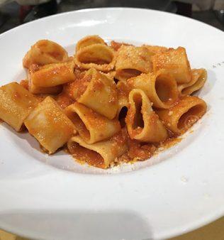 o que comer em roma