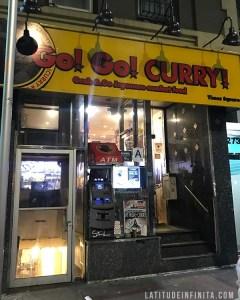 onde comer em nova york Go Go Curry