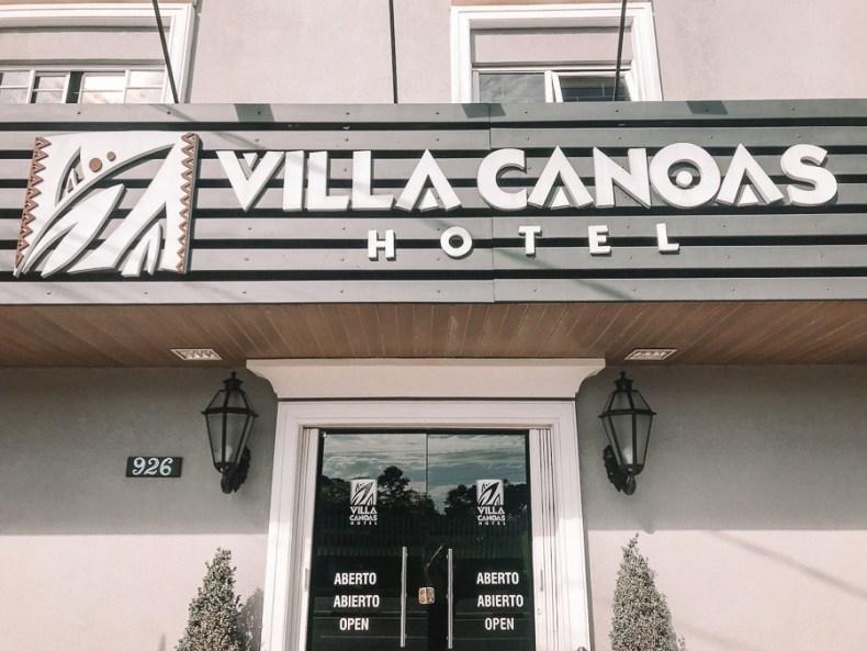 Onde se hospedar em Foz do Iguaçu: Villa Canoas Hotel
